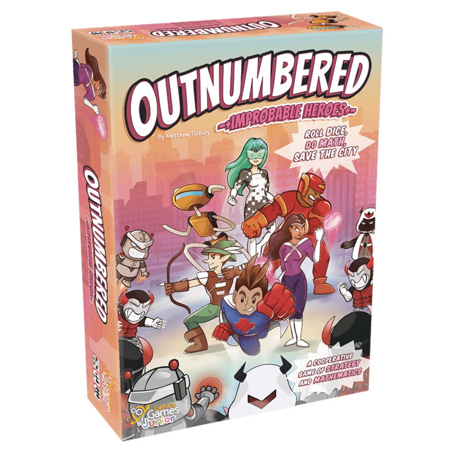 Outnumbered: Improbable Heroes