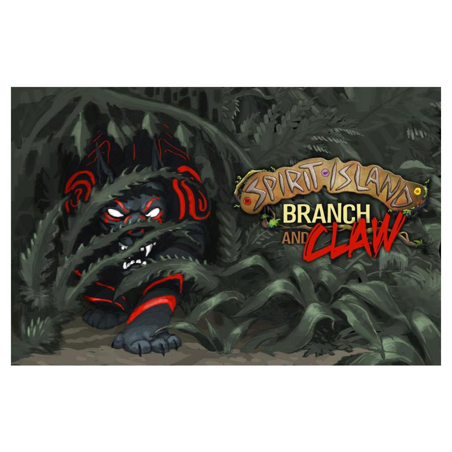 Spirit Island: Branch and Claw