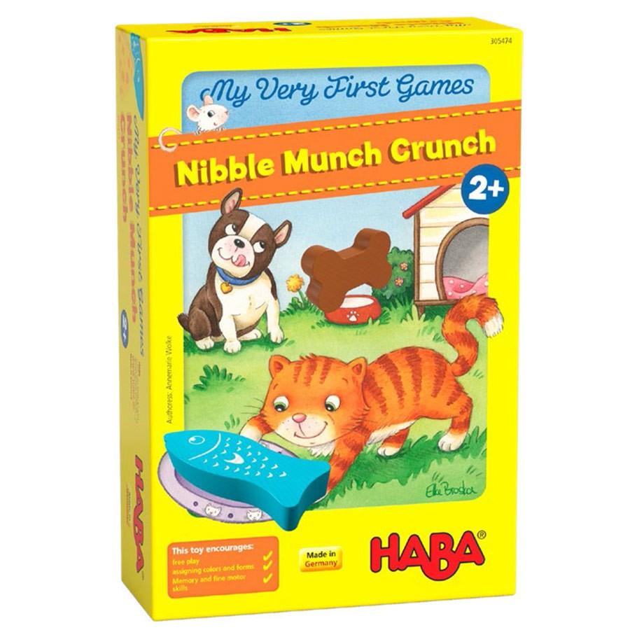 MVFG: Nibble Munch Crunch