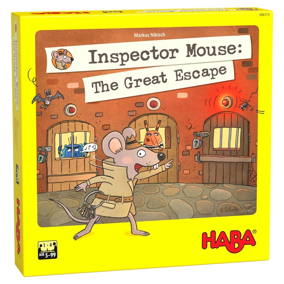 Inspector Mouse: The Great Escape