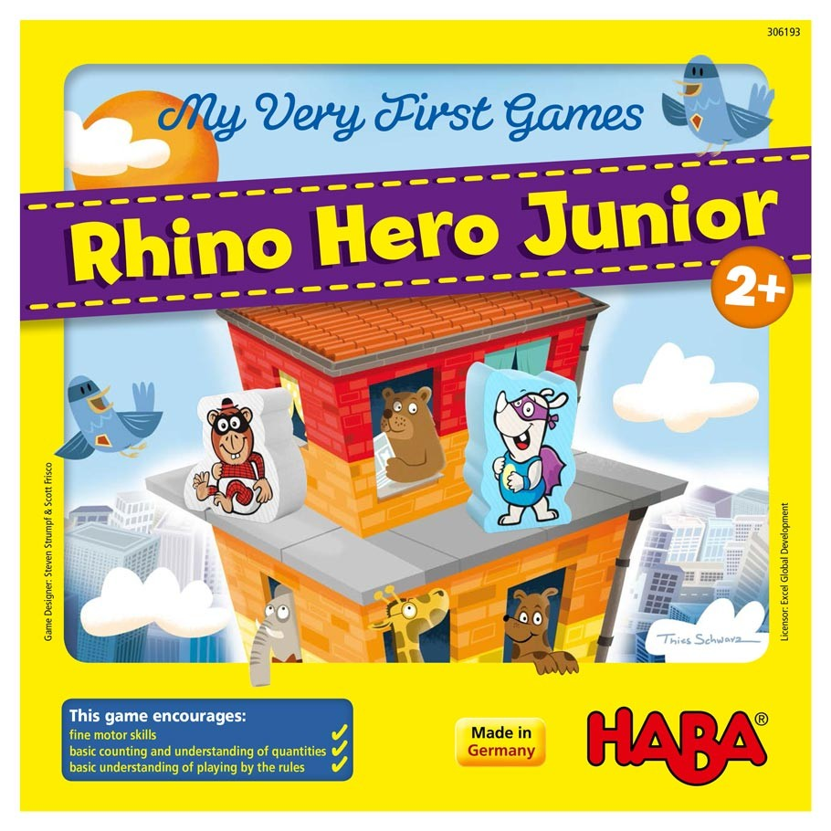 MVFG: Rhino Hero Junior