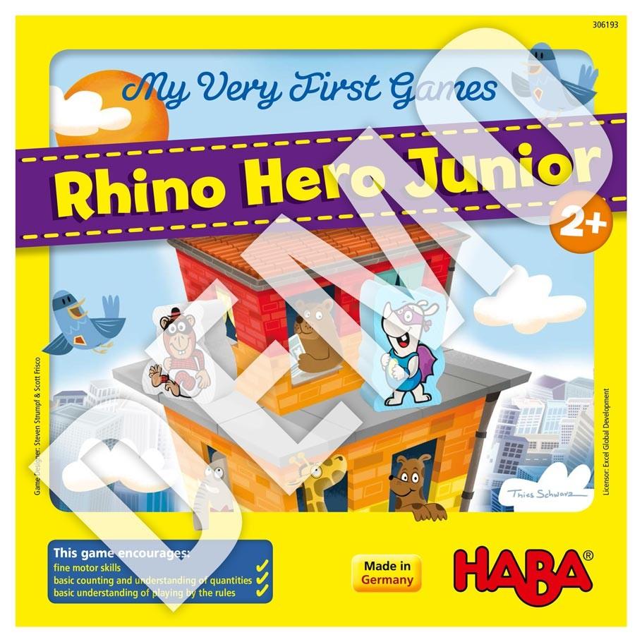 MVFG: Rhino Hero Junior DEMO