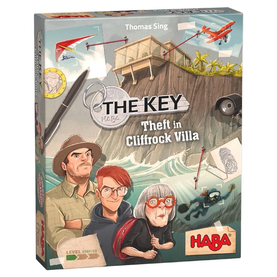 The Key: Theft at Cliffrock Villa