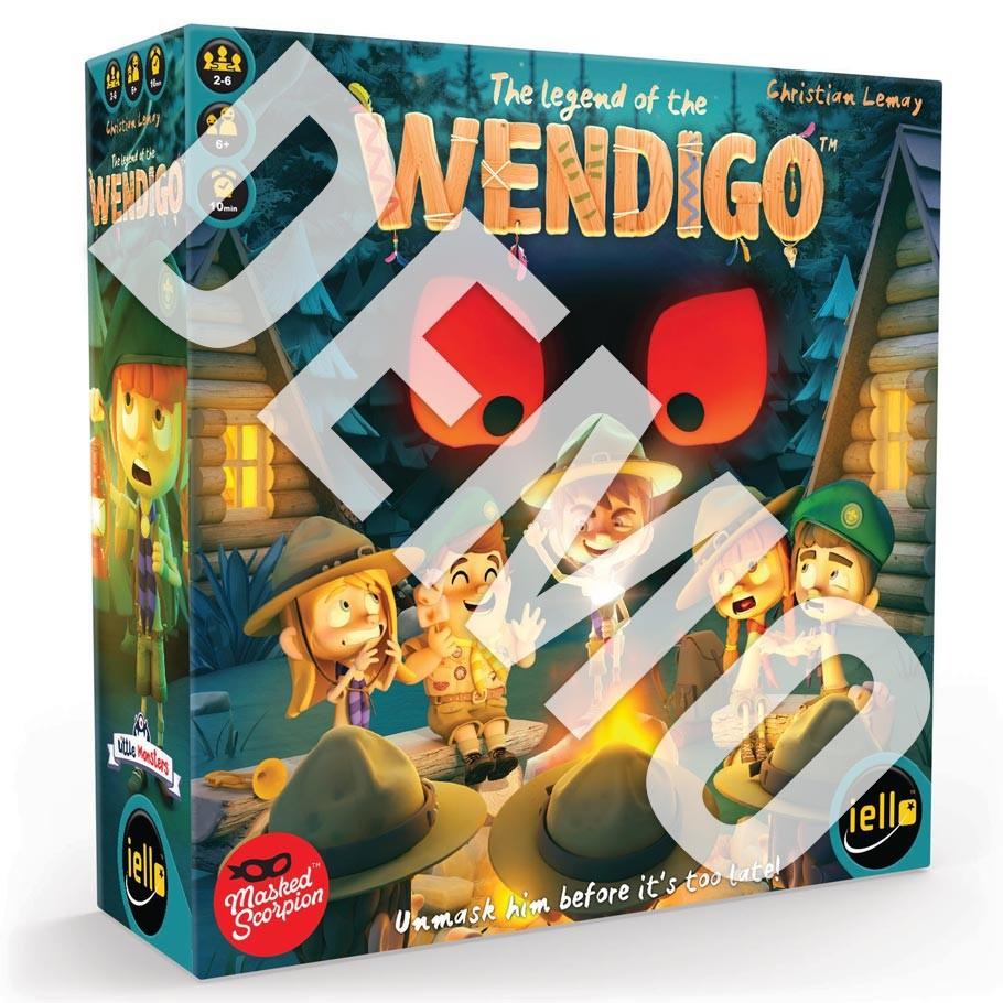 The Legend of the Wendigo DEMO