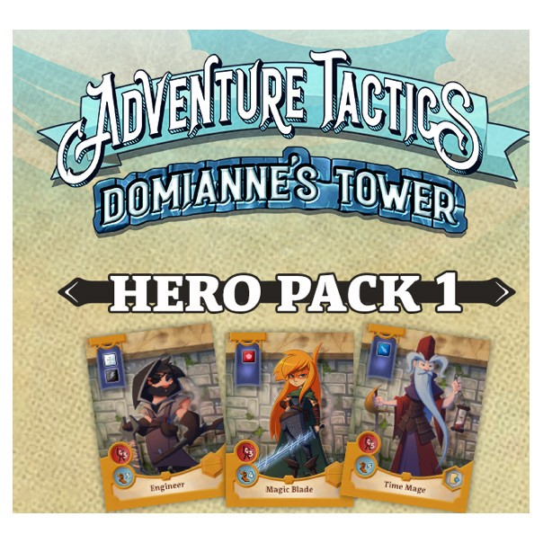 AT: Domiannes Tower Hero Pack