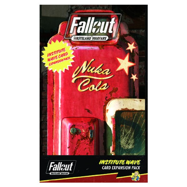 Fallout: WW: Institute Wave Card Pack