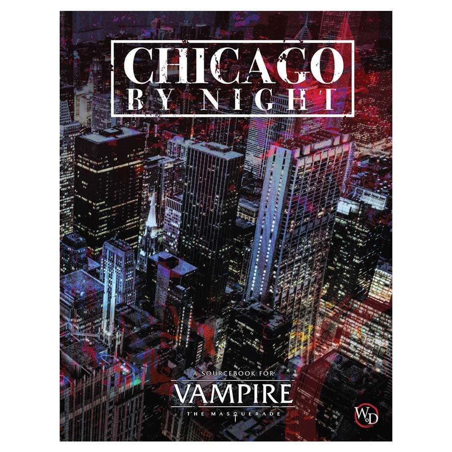 V:tM: 5th Ed. - Chicago By Night
