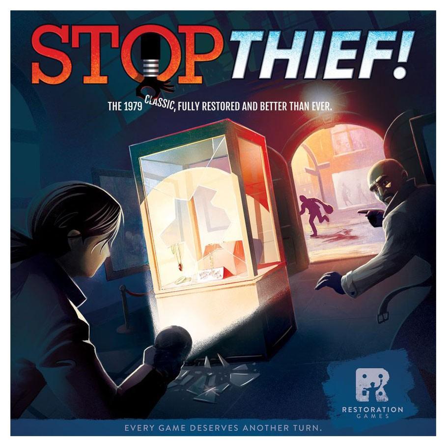 Stop Thief 2E