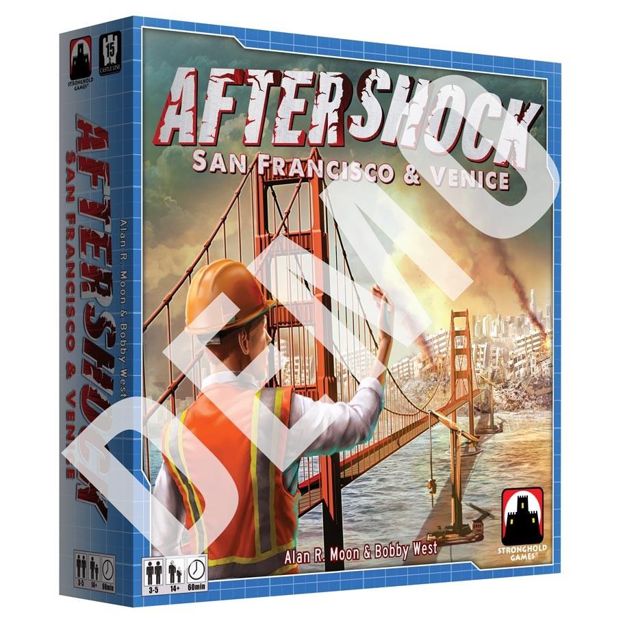 Aftershock: San Francisco & Venice DEMO