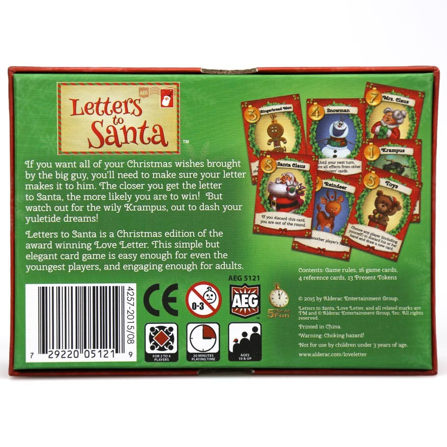 Love letter letters to santa boxed images video for love letter letters to santa boxed expocarfo Images